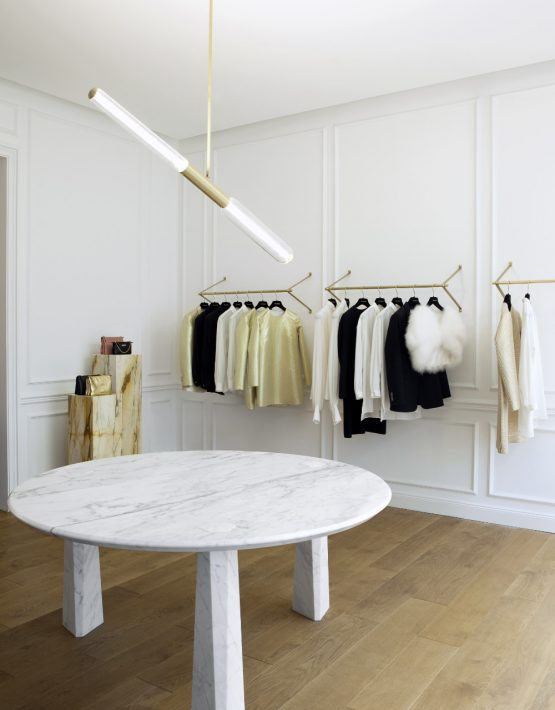 Melampo Store   Linienstrasse 54,  Berlin-Mitte Germany Photo: © Lucrecia Althabe